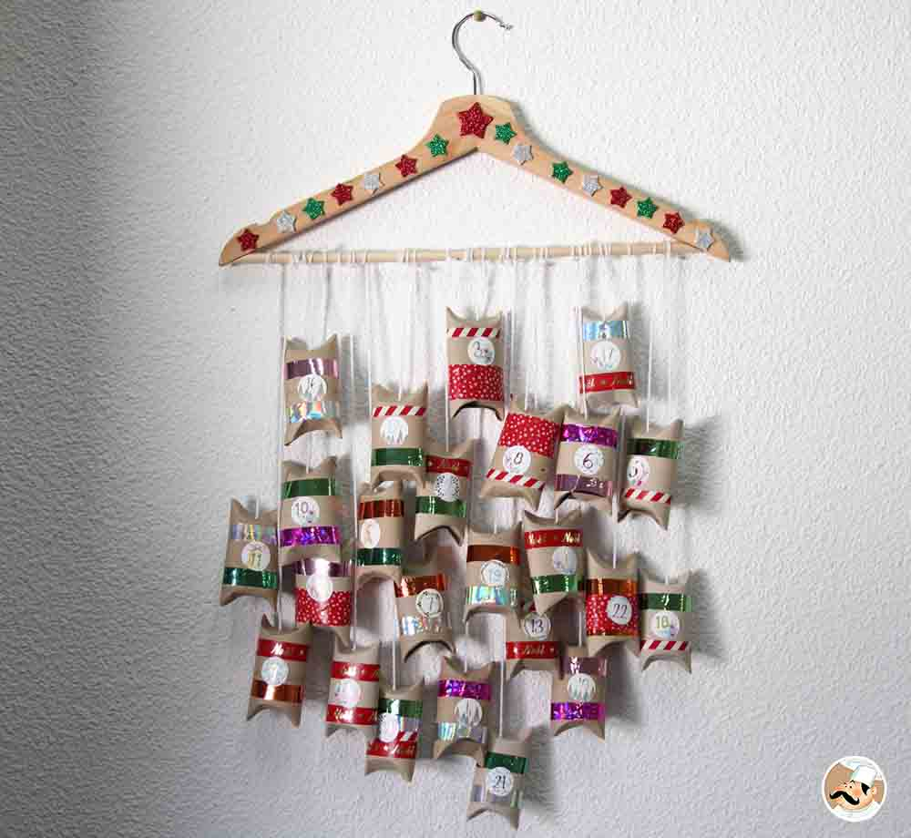 Make your own Advent calendar with Petitchef !