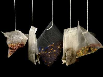 8 ways to recycle your used tea bags