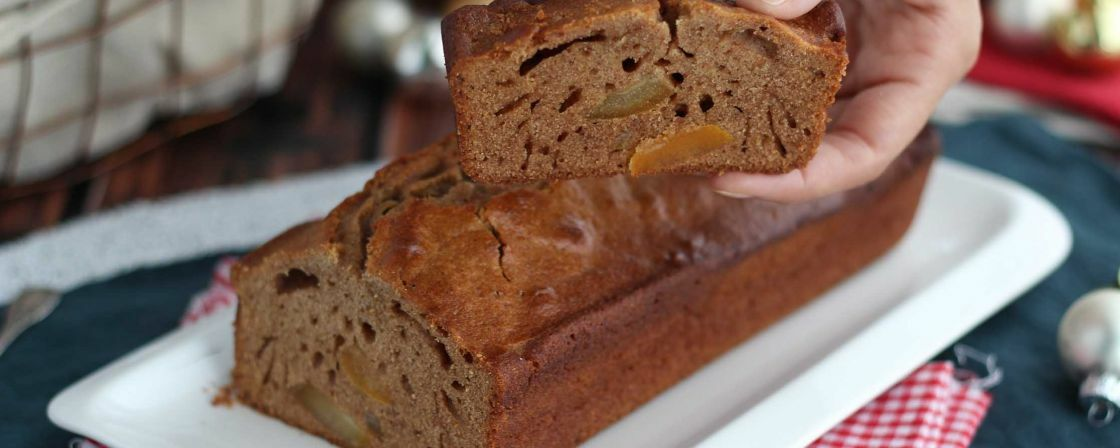 Spice cake, a french Christmas dessert