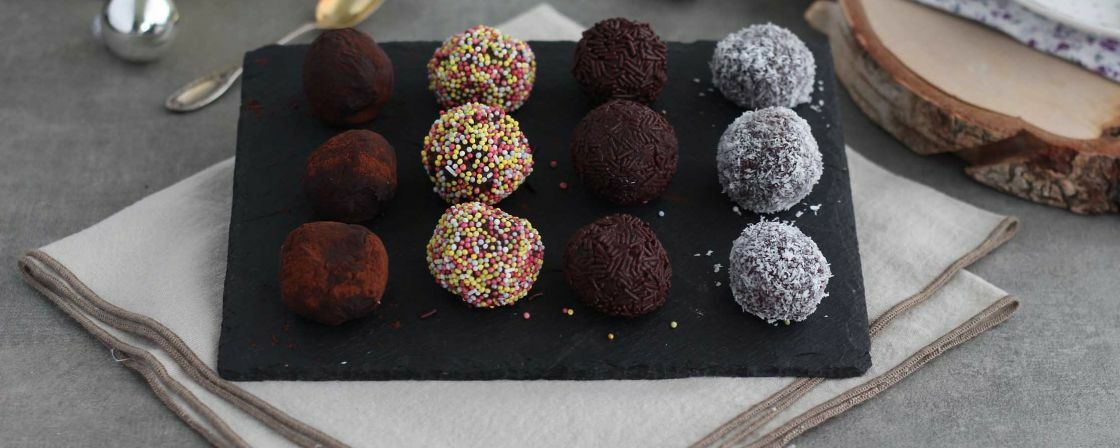 Have you tried our chocolate truffles? They're delicious !