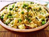 Recipe Peas pulao