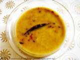 Recipe Bhaja moong dal (roasted moong dal)