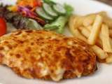 Recipe Delicious chicken parmigiana