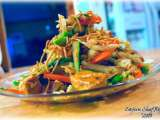 Recipe Asian chicken salad