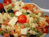 Recipe Easy party pasta salad