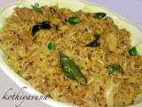 Recipe Choora meen thoran /tuna thoran /tuna stir fried with grated coconut