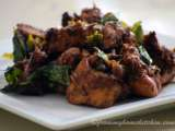 Recipe Pepper n cardamom chicken dry