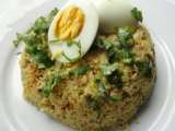 Recipe Chicken biryani ~ south indian style
