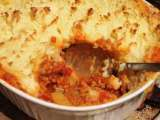 Recipe Hearty winter dishes: rich lentil cottage pie