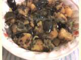 Recipe Gujrati potato, broccoli n brinjal curry