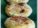 Recipe Ethapazham/ ripe banana cutlet (serves 5)