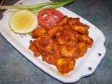 Recipe Spicy prawns-tereli kolmi (parsi recipe)