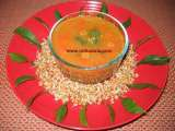 Recipe Sprouted horsegram / kollu rasam (without rasam powder)