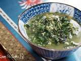 Recipe Mint leaves and egg soup - featured in group recipes