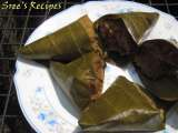 Recipe Kumbilappam/vazhanayila appam/chakka appam/steamed jackfruit dumplings