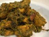 Recipe Chef devagi's south indian pepper chicken