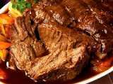 Recipe Best danged beef pot roast ~ crock pot