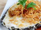 Recipe Steamed cod fish