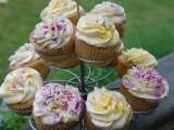 Recipe Orange blossom cupcakes