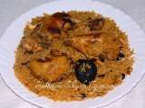 Recipe Arabic chicken kabsa