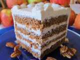 Recipe Honeycrisp apple 5 spice cake