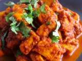 Recipe Paneer ghee roast