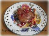 Recipe Pomegranate chicken