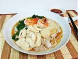 Recipe Seafood hor fun