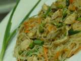 Recipe Rice stick noodles