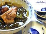 Recipe Watercress pork rib soup - featured in group recipes