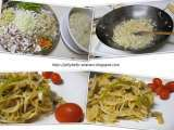 Recipe Vegetable noodles