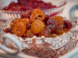 Recipe Two thanksgiving relishes kumquat dried cherry chutney and cranberry-orange relish