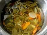 Recipe Tateishi kazu's miracle vegetable soup