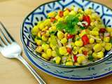 Recipe Mexican sweet corn salad