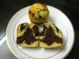 Recipe Chocolate marble muffin