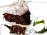 Recipe Chocolate banana zucchini cake