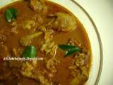 Recipe Chettinad varutha kozhi curry (chettinad chicken curry)