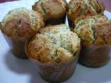 Recipe Orange poppy seed muffin