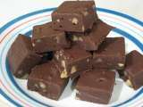 Recipe Merry christmas with a simple chocolate fudge!!