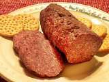 Recipe Bubba's homemade summer sausage, perfected
