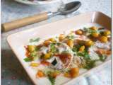 Recipe Bread dahi vada and bread dahi chat