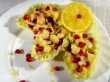Recipe Apple and pomegranate fresh salad