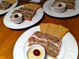 Recipe Christmas terrine