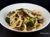 Recipe Fiery dan dan noodles