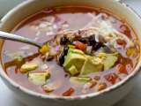 Recipe Chicken tortilla soup (pioneer woman style)