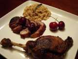 Recipe Duo of duck