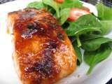 Recipe Sweet and spicy salmon