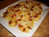 Recipe Blue cheese and bacon chips