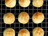 Recipe The Best Melt in the Mouth Pineapple Tarts (enclosed version)