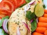Recipe Grilled orange chicken on the george foreman or panini